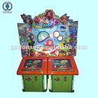 Fruit cut kids coin operated game machine