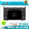 lsq star Mercdes Sprinter II car dvd player with GPS and Bluetooth