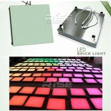 led glass brick bar 12v