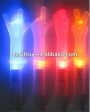led finger flashing light pen