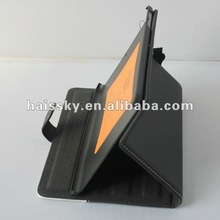 Genuine Real Leather Stand Case Cover w/Magnet for iPad Mini
