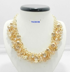 2011 Hot ! No MOQ required, 925 sterling silver fashion jewelry neckalce