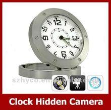 motion detection hidden camera clock