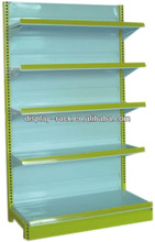grocery convenience store display shelf equipment HSX-Z-100044 size: 1200*400*1700mm