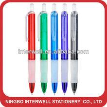 Promotional ball Pen,plastic ball pen,soft grip ball pen