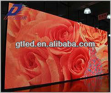 Guton aliexpress indoor full color smd p20 led wall