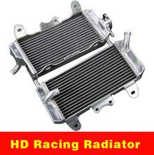 ATV motocross bike Motorcycle alloy aluminum RADIATOR FOR YAMAHA YZ250 T 1986-2005 Alloy radiator