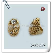 Fashion diamond engagement ring(QXRG12296)