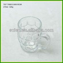 Mini Glass Beer Mug