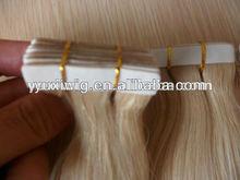 unique quality glue tape hair extensions