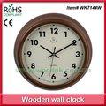 Horloge de mur numérique de modèle antique de renaissance à piles