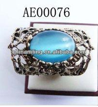 moda takı Çin sıcak satış üst 1 elmas om yüzük takı yüzük moda