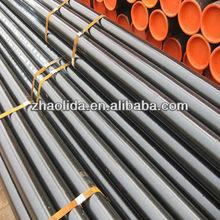 ERW Black Carbon Steel Pipeline