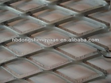 good quality powder coated expanded metal meshsupplier 2012(factory)