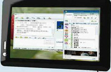 7 inch tft lcd cheap usb touchscreen monitor for display