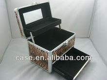 2012 new Aluminum cosmetic case