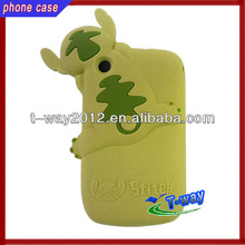 Promotion nice cute silicone case for blackberry 8520
