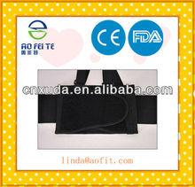 full elastic back support belt extended