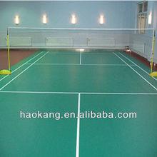 portable badminton floor mat