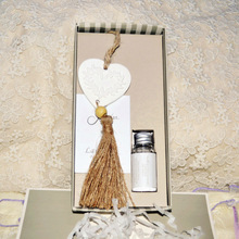 Aroma Diffuser with Plaster Heart for Room Air Freshener TS-SF017