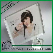 High quality acrylic photo frame