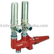 Mirror Polished Surface Double Safety Valve