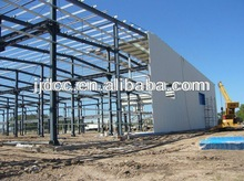 Prefabricated Mobile Steel Structure Warehouse