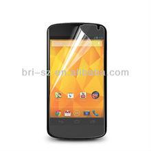 anti glare screen protector film for LG google Nexus 4