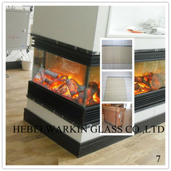 fire rated ceramic glass