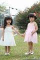 Chegada nova! Moda nova 2012 crianças-modelo roupas de estilo europeu