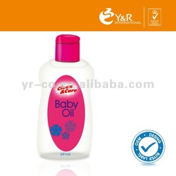 591ML Pure Mild Baby Oil