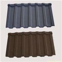 types of metal roof tiles