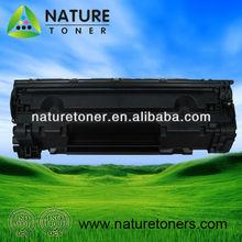 Compatible CE285A black toner cartridge for HP P1100/P1102/M1130/1210MFP