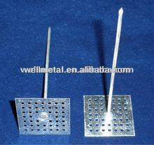 various of material fasteners Perforated Base Adiabatic Hanger