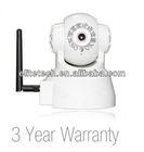 Wireless IP mini camera Wireless 4 configurable regions