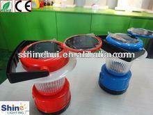 Fashion hot sell solar panel lantern design