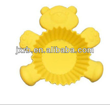 2012 Hot selling promotion gift silicone form for cakes