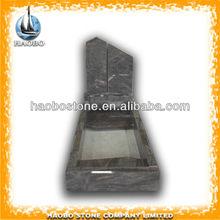 Гранит надгробие дизайн кладбище Headstones фото