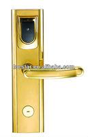 high quality electronic card sensor door safe locks for hotel system