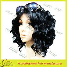 Brazilian human hair virgin hair lace wigs