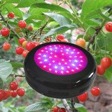 90W Quad BAND Hydoponic UFO CFL GROW LIGHT