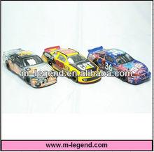 plastic slot car, model car