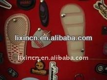 pvc shoe soles production equipment
