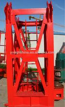 Tower cranes types