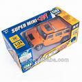 Rc 4ch 1:8 del coche de control remoto de coches hummer con el cargador& juguetes de la batería de radio de coche de conrol
