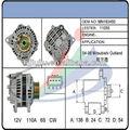 Auto piezas de repuesto/alternador de auto ( mn183450 ) para mitsubishi terrallende/lancer