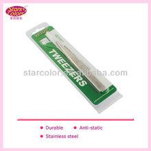 2012 HOT sale! stainless steel tweezer