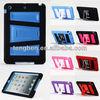 for ipad mini colorful frame case