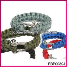 2012 / 550 parachute cord bracelet