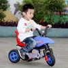 amazing toys for kids with 6V battery safe backrest 8012